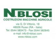 N. BLOSI Costruzioni macchine agricole